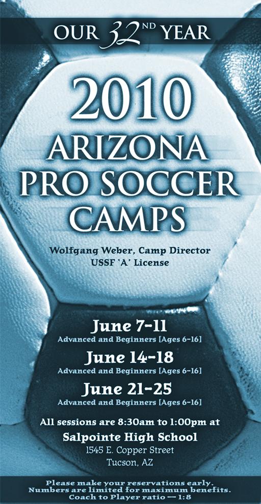 Arizona Pro Soccer Cover